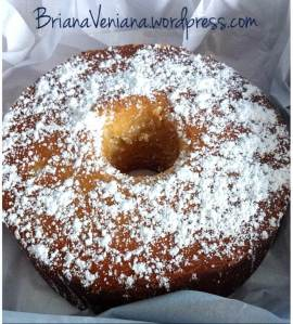 Lemon Pound Cake - Whole Cake
